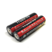 2pcs/lot TrustFire Protected 18650 3.7V 2400mAh Camera Torch Flashlight Rechargeable Battery Batteries Free Shipping