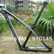 Лидер продаж!! Cube Reaction GTC 29er рама карбоновая для горного велосипеда черный/белый/красный