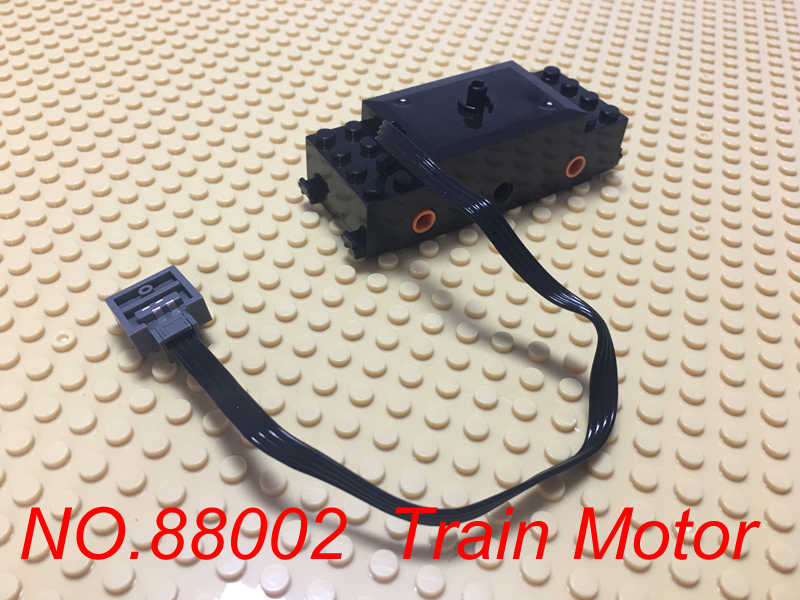 Compatible With Lego Technic Functions Building Blocks Motor Ir Receiver Sd Remote Control Rechargeable Battery