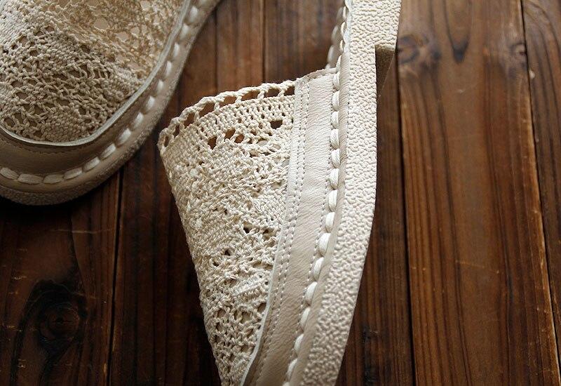 Nouvelle Plage Forêt Summer Tête Pantoufles blanc Sandales Dentelle Femelle Beige Ronde noir Style Pantoufles Et Fwxt5