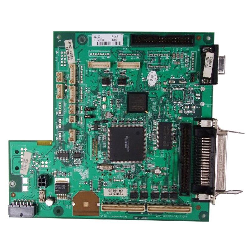 Kit Main Logic Board 105SL 4MB for Zebra 105SL Label Printers 34901-020M rsag 7 820 5277 main logic board for printer5 led55k20jd led58k280j t con connect board