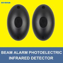 DIYSECUR IP55 Automated Gate Safe Infrared Detector Sensor Swing Sliding Garage Gate Door Safety Infrared Photocells cheap CN(Origin) ABO-20 12V-24V DC