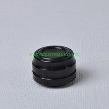 1pc 33X22mm Black aluminum feet HIFI pad Chassis Headphone Amplifier Speaker DAC Player nuforce icon dac black