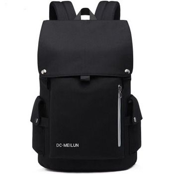 Men's Backpack Fashion Trend Casual Simple Computer Travel Bag College Backpack.