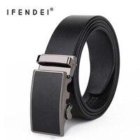 IFENDEI Designer Belts Men Luxury Genuine Leather Belt First Layer Belt 100 High Quality Business Wild