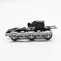 new type Train ho 1:87 Model Accessories Scale Electric Train Accessories Chassis Bogies Model Building Kits