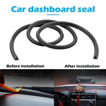 Car Accessories Interior 1.6m Car Auto Dashboard Sealing Strip Weatherstrip Rubber Sound Insulation Seal Strong Toughnes image
