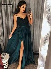 Женское платье трапеция с открытыми плечами и кружевной аппликацией