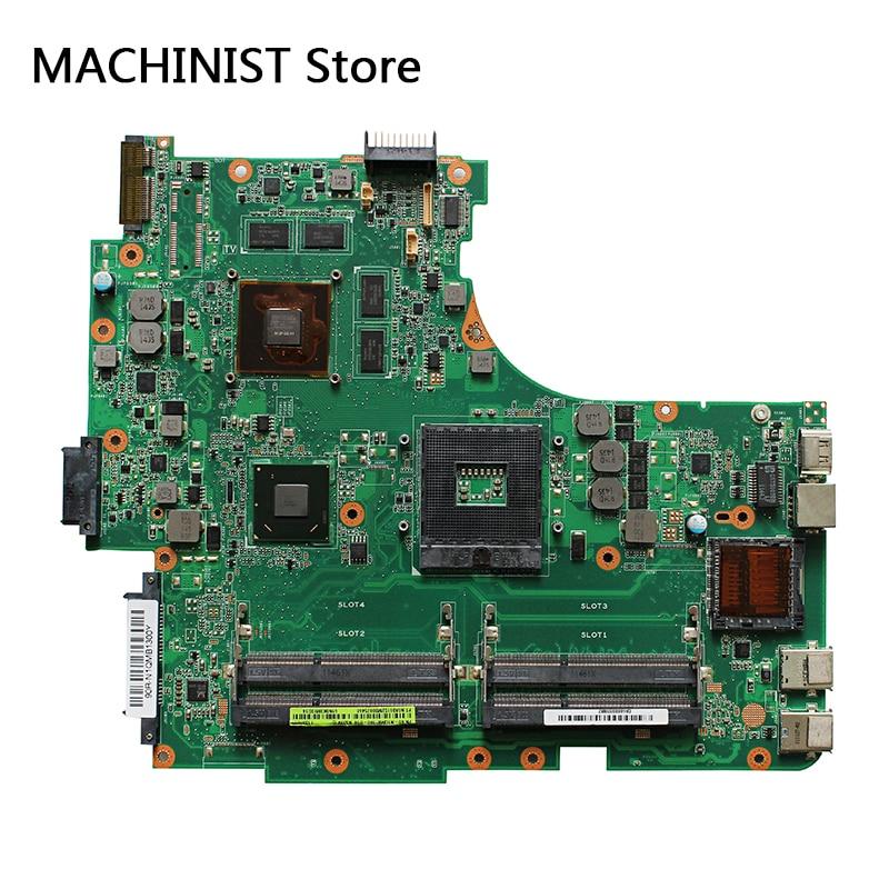Original For ASUS N53SV N53S N53SN N53SM N53SJ motherboard REV2.2 HM65 GT540 60-N1QMB1300-D14Original For ASUS N53SV N53S N53SN N53SM N53SJ motherboard REV2.2 HM65 GT540 60-N1QMB1300-D14