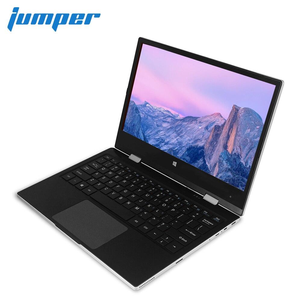 Pull EZbook X1 portable 11.6 FHD IPS Écran Tactile ordinateur portable Intel Gemini Lac N4100 4 gb DDR4 64 gb eMMC 64 gb SSD d'ordinateur En Métal