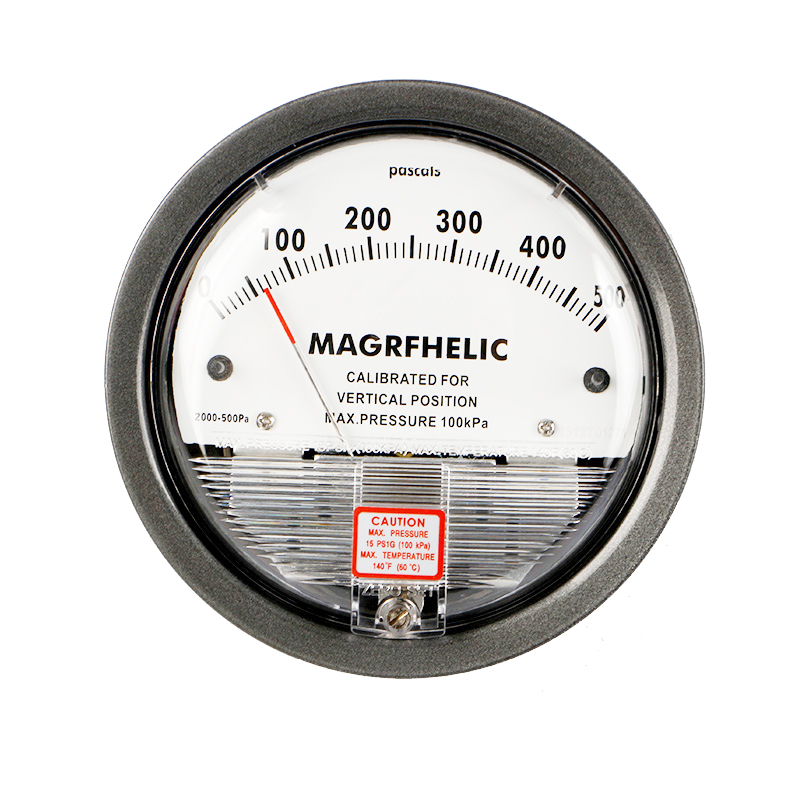 0-500Pa Micro Differential Pressure Gauge High Precision 1/8 NPT Air Pressure Meter Barometer High Quality TE2000 miniature pressure gauge surface diameter 40 y40 0 1 6mpa miniature barometer