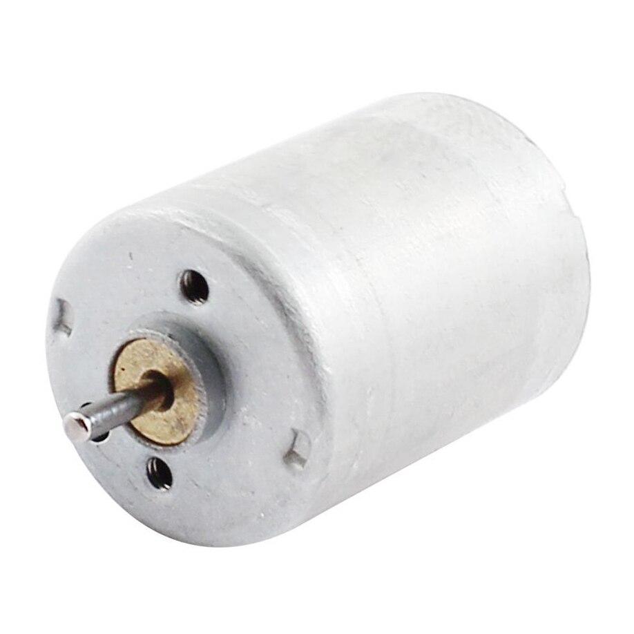 Chaud! Cc 1.5-9V 4000R/MIN vitesse sortie couple élevé 17mm électrique Mini moteur Docteur moteur de haute qualité
