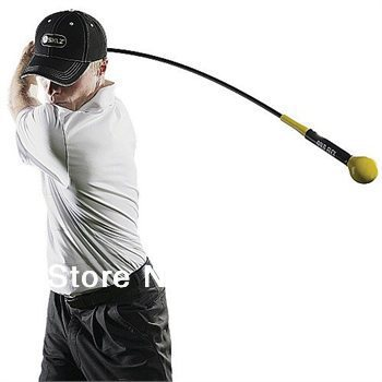 2016 New Arrival SKLZ Gold Flex Golf Strength And Tempo Trainer L/RH-in Golf Training Aids from Sports & Entertainment