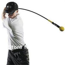 Новинка 2016, SKLZ Gold Flex, для игры в гольф, для тренировок темпа, L/RH