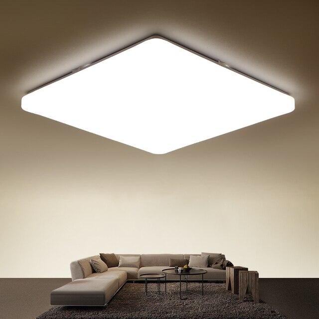 Förderung Preis Moderne Einfache Acryl Bett Zimmer Led Deckenleuchte Licht Wohnzimmer  Dekoration Beleuchtung 110 V