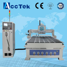 1500x3000mm atc woodworking cnc machinery,cnc router with atc system,cnc wood router with atc