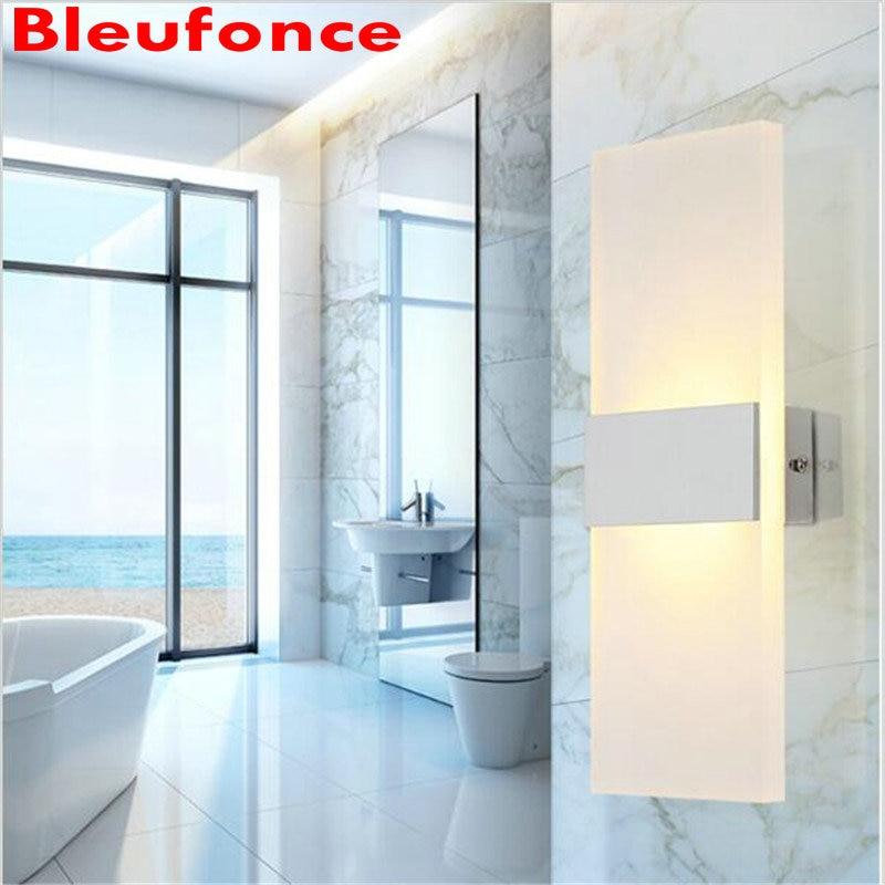 ФОТО Modern Bedroom Wall Lamps Abajur Applique Murale Bathroom Sconces Home Lighting Led S Wall Light Fixtures Luminaire Lustre