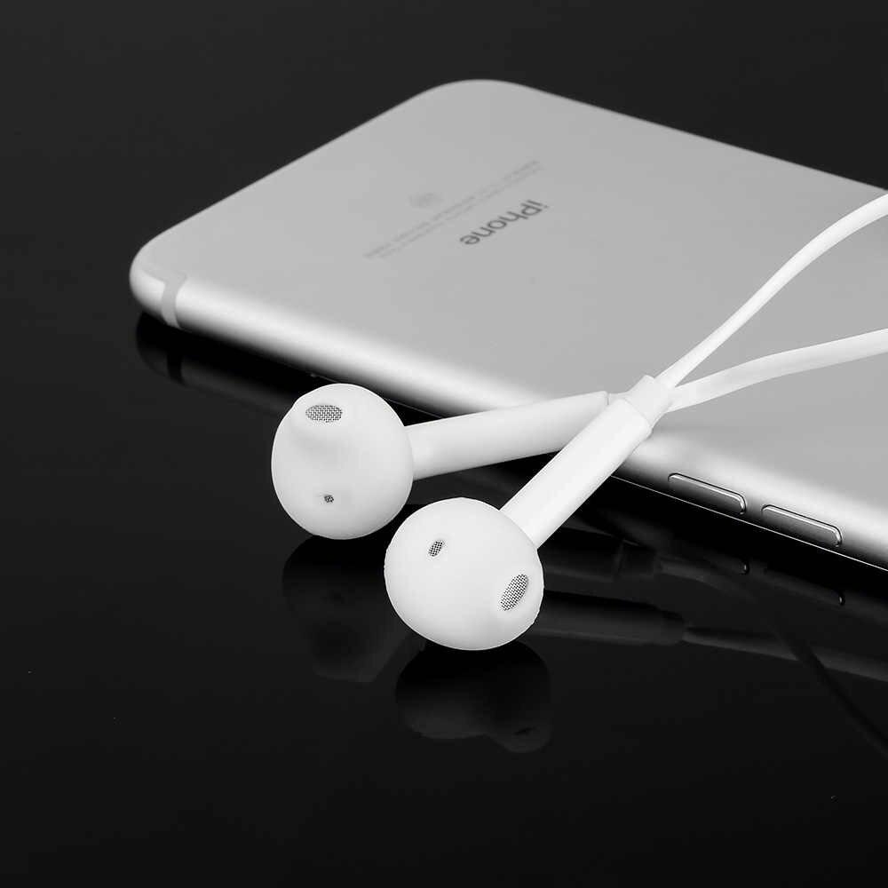 In Ohr Kopfhörer Ohrhörer Control Verdrahtete Kopfhörer Headset mit Mic für Samsung S6/S6 Rand 2019 Neue