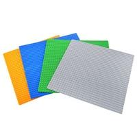 32 32 Dots Small Blocks Base Plate 4pcs Building Blocks DIY Baseplate Assemblage Compatible LegoINGLYS Technic