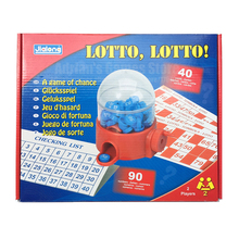 Lotto Бинго ничья машина Lotto Бинго лотереи лототрон Бинго для семьи и детей