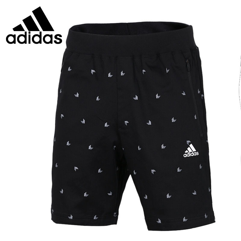 Original New Arrival 2018 Adidas SHORT WV AOP Men's Shorts Sportswear
