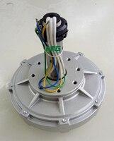 100 Вт 130 200 300 500 об./мин. 12 24 48VDC низких оборотах низкий крутящий момент запуска вертикальный генератор