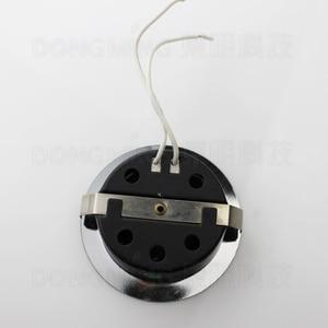 Image 5 - 50 pz 1.5 W 12 V HA CONDOTTO LA luce del punto faretto da incasso freddo bianco caldo Acciaio Inox armadio da cucina armadio vetrina giù la lampada