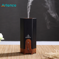 High Quality USB Ultrasonic Humidifier Essential Oil Aroma Diffuser For Car Home Office Aluminium Alloy Electric