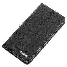 Marka Elmas Doku Hakiki Deri kılıf Sony Xperia a2 flip telefon kılıfı Sony serisi Koruyucu kabuk