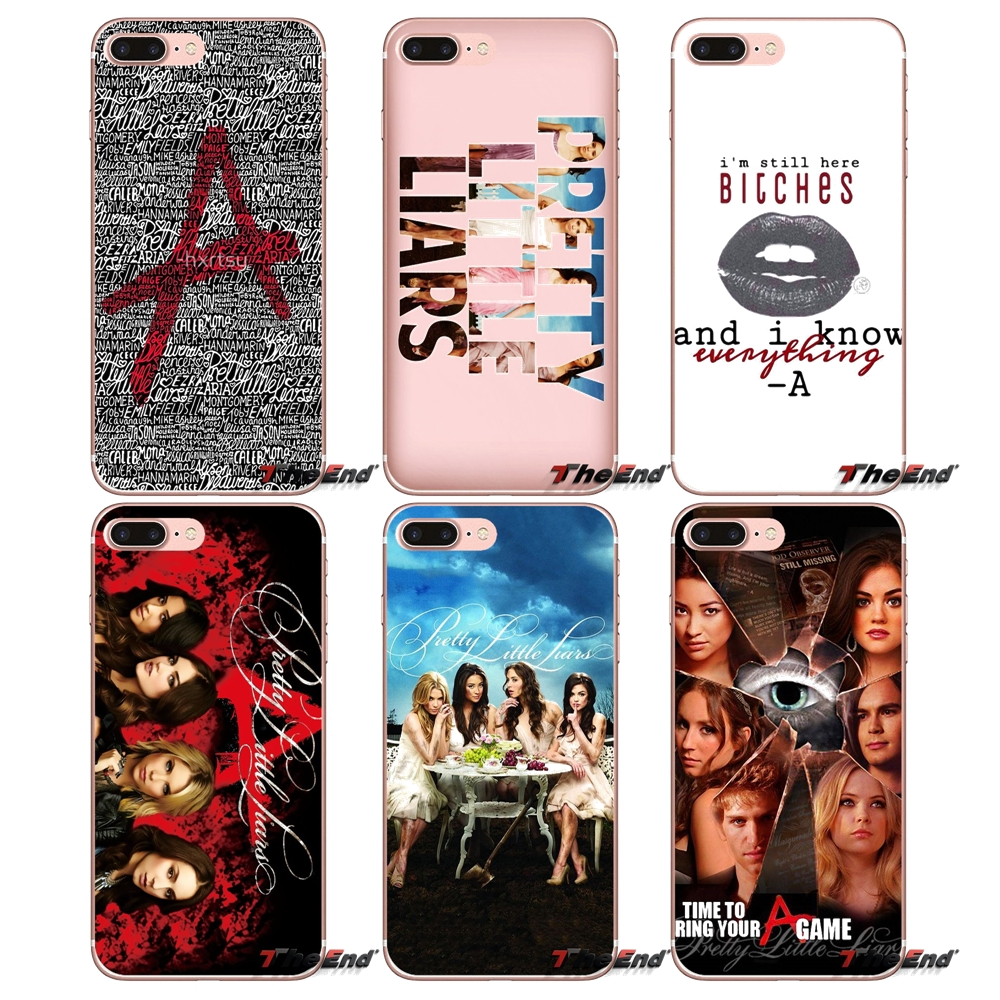 Yinuoda Pretty Little Liars Pll Tv Show Novelty Fundas Phone Case Cover For Apple Iphone 8 7 6 6s Plus X Xs Max 5 5s Se Xr Cover Cellphones & Telecommunications