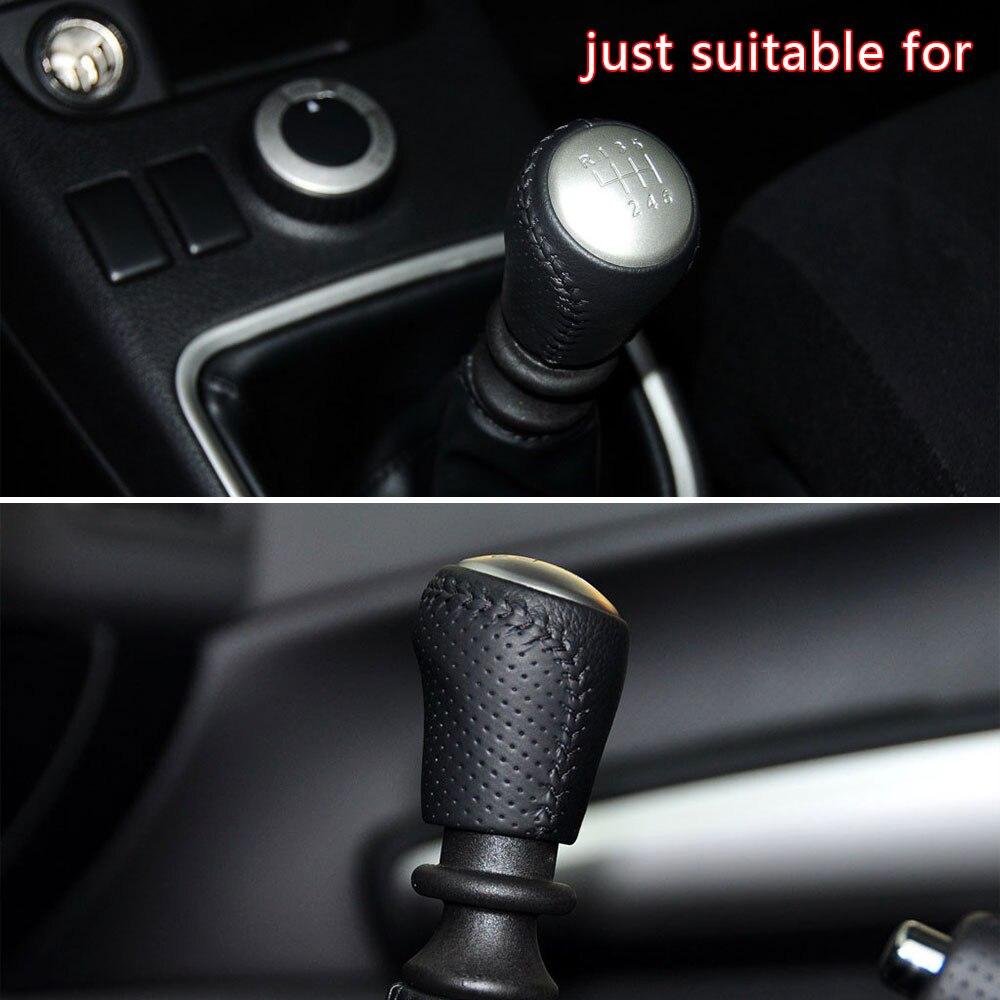 Longzhimei Car Gear Shift Knob Cover for Nissan Sentra 12-18 ...