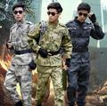 Designer Original multi-bolso fãs do exército calças de camuflagem calças dos homens uniforme campo homem desgaste frete grátis estilo britânico