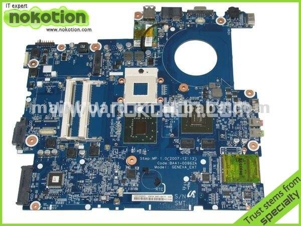 BA41-008621A НОУТБУКА МАТЕРИНСКАЯ ПЛАТА для SAMSUNG R700 INTEL PM965 NVIDIA GeForce 8400 М GS DDR2 Плата