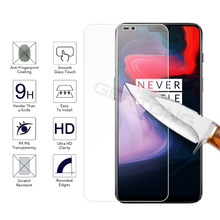 HD Tempered Glass For Oneplus 7 6T 5T 6 5 3T 3 1+7 1+6 One Plus 7 Oneplus7 6 T Screen Protector Toughened Glass Cover Film(China)