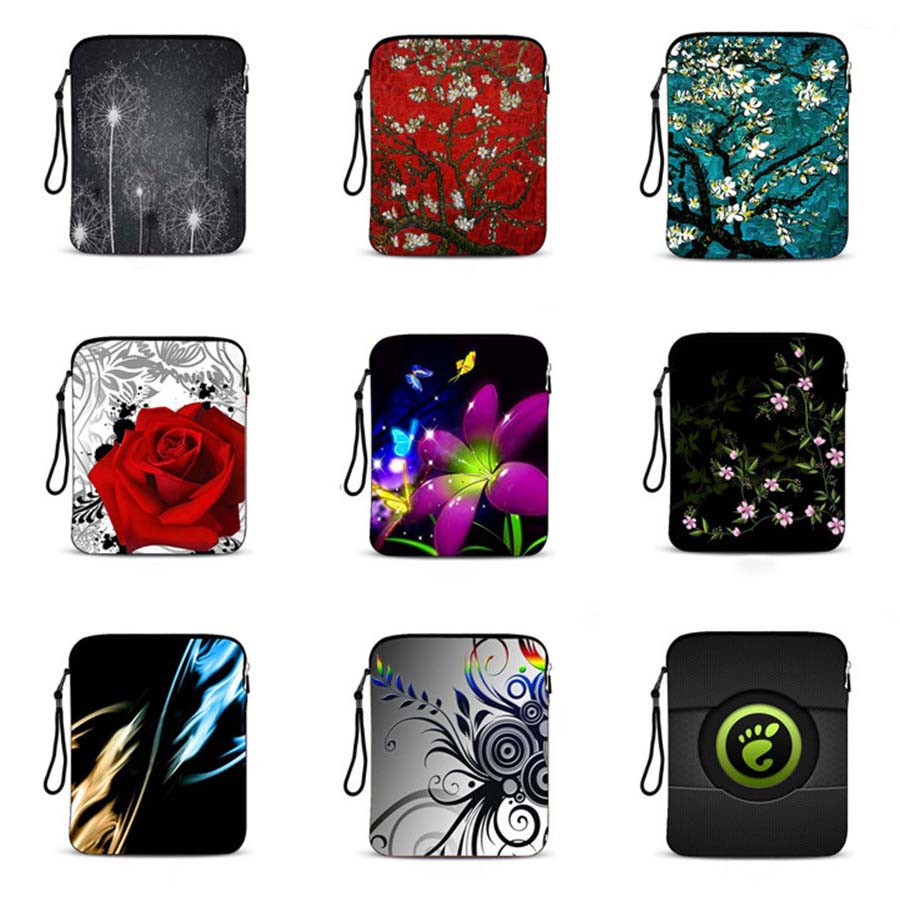 print Wolf 9 7 quot inch laptop bag Cover Ultra thin tablet protective sleeve notebook Case For iPad Air 2 for ipad pro 9 7 IP 15291 in Tablets amp e Books Case from Computer amp Office