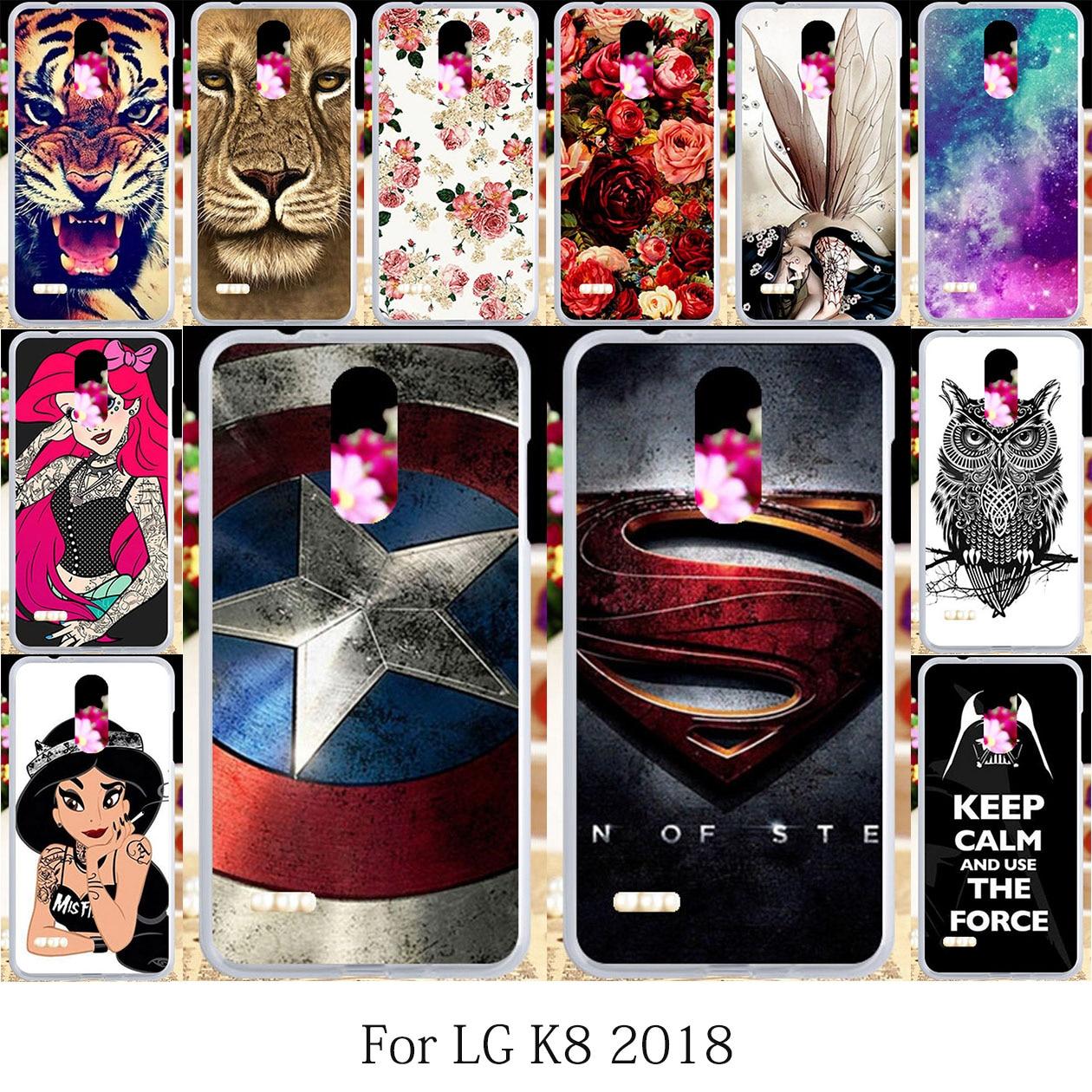 TAOYUNXI Phone Case For LG K8 2018 LG K9 For LG Aristo 2