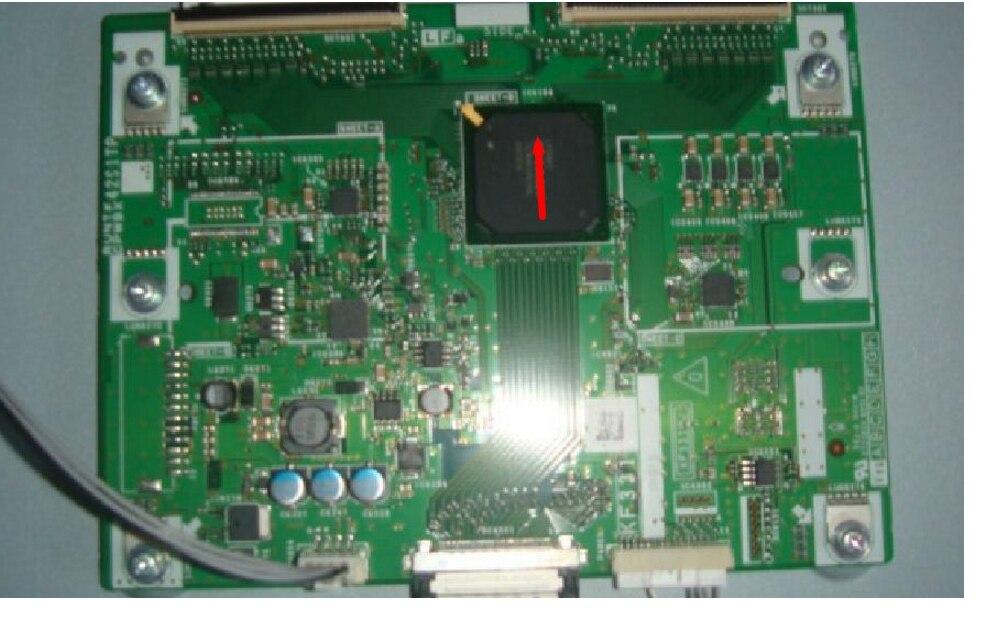 RUNTK CPWBX 4291TP KF331 XF331WJ LOGIC board LCD BoarD FOR LCD-46GE51A  T-CON connect board kingcamp 4291 airporter