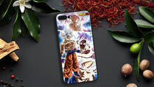 Dragon Ball Soft Silicone Phone Case For iPhone