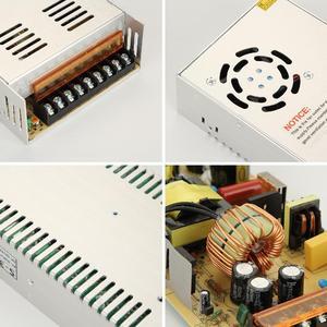 Image 2 - 범용 스위칭 컨버터 전원 공급 장치 어댑터 변압기 스위치 전원 led 스트립 빛에 대 한 220 v 12 v dc 30a 360 w