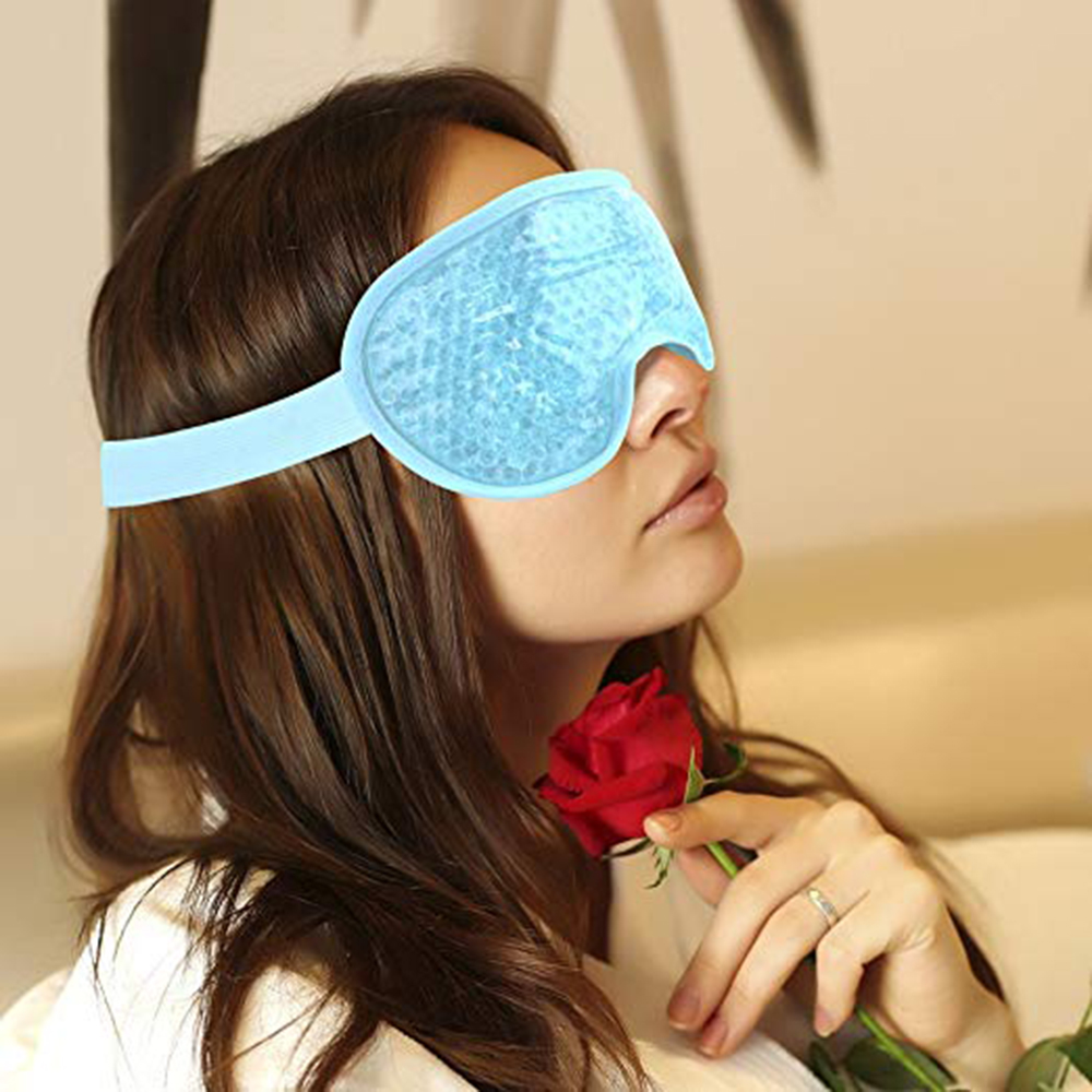 Soft Gel Beads Eye Mask