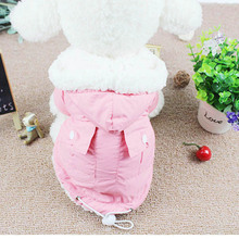 Winter Dog Clothes for small Dogs nice Puppy Outfit