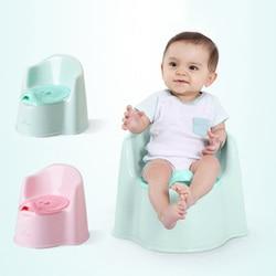 2 Color Babies Toilet Seat Infant Outdoor Travel Portable Toilet Child Multifunction Potty Urinal Toilet Pot Kids Training Potty