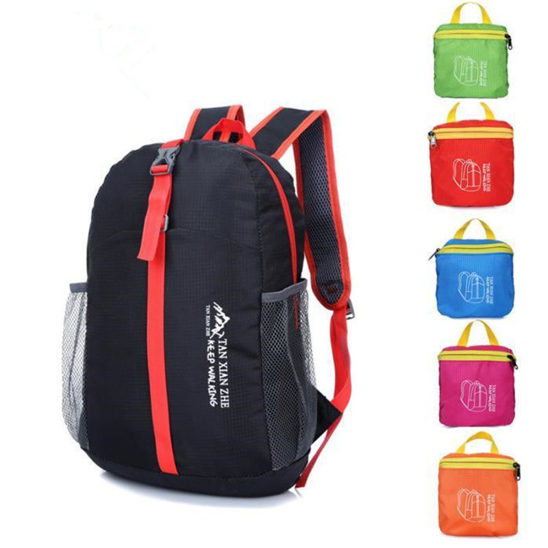 543b203208 Detail Feedback Questions about Outdoor Waterproof Lightweight Nylon Foldable  Backpack Waterproof Backpack Folding Bag Ultralight Outdoor Pack for Travel  ...