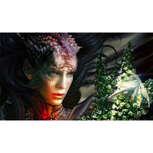 lizard queen diamond Embroidery diy diamond painting mosaic diamant painting 3d cross stitch diamond pictures H176 wholesale ground gold detector t2 white coil metal detector accessories 15 inch coil free shipping
