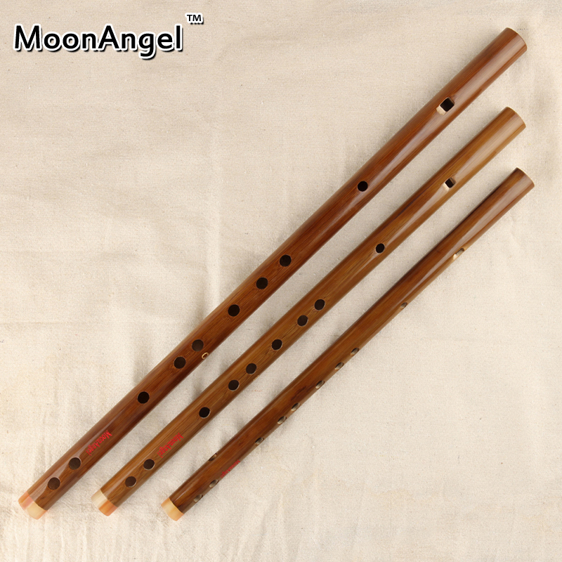 New Arrival Bamboo Recorder C/E/G Key Chinese Bamboo Flute Traditional Handmade Woodwind Musical Instrument Chinese Clarinet