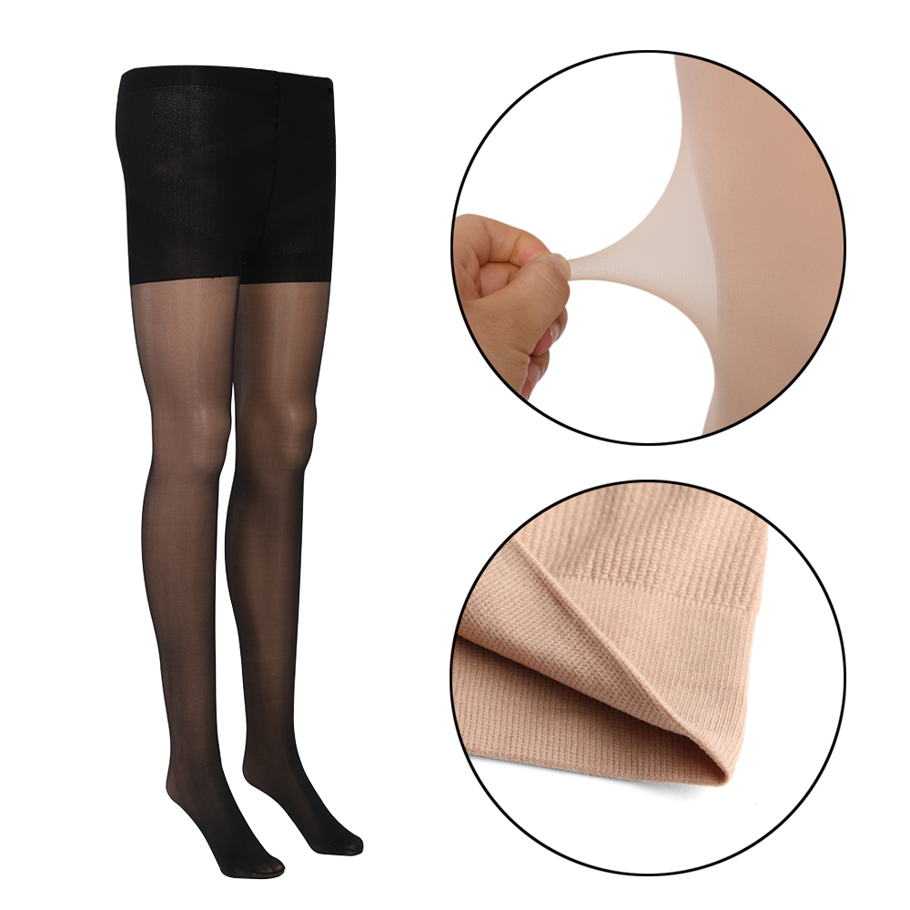 83683d41715 NEW Super Elastic Magical Stockings Sexy Women Tights Skinny Legs Pantyhose  Prevent Hook Silk Nylons Collant