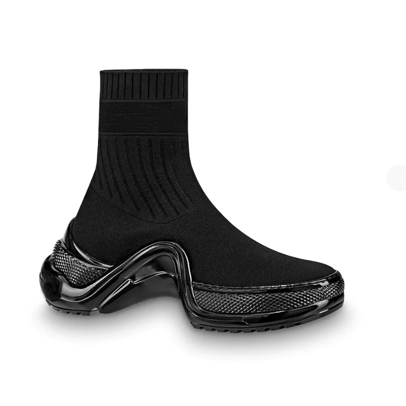 2019 New Fashion Spring/Autumn Slip-On High-top Sports Stretch Fabric Casual Shoes Women Luxury Shoes Women Designers