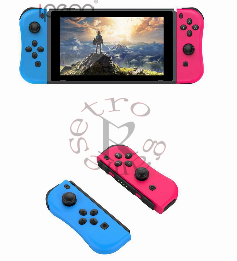 Wireless Controller for Nintend Switch Including Joy Cons vibration and sensor functions can be used through