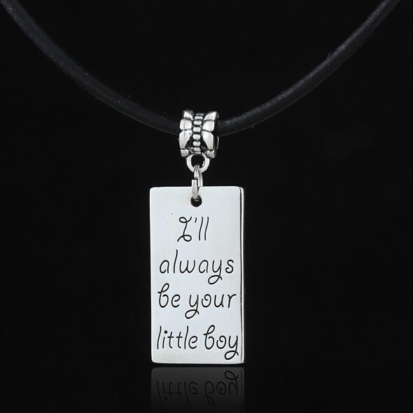 boy newborn little mom gift pin charm new mother child baby pendant