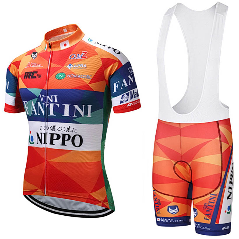 2018 VINI Team Cycling Jersey Mtb Bicycle Clothing Skinsuit Clothes Bike Short Maillot Roupa Ropa De Ciclismo Hombre Verano 2017pro team lotto soudal 7pcs full set cycling jersey short sleeve quickdry bike clothing mtb ropa ciclismo bicycle maillot gel